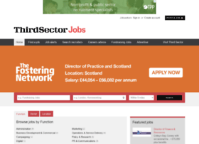 jobs.thirdsector.co.uk