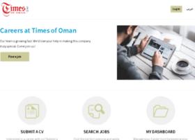 jobs.timesofoman.com