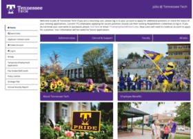 jobs.tntech.edu