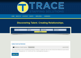 jobs.tracestaffing.com