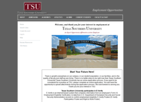 jobs.tsu.edu