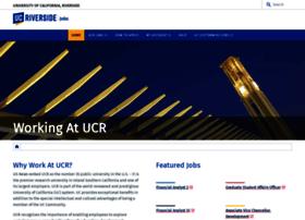 jobs.ucr.edu