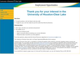 jobs.uhcl.edu
