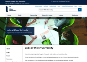 jobs.ulster.ac.uk