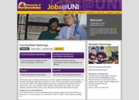 jobs.uni.edu