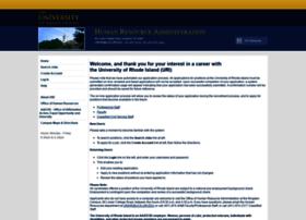 jobs.uri.edu