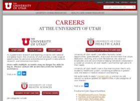 jobs.utah.edu