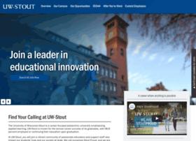 jobs.uwstout.edu