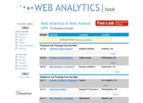 jobs.webanalyticsbook.com