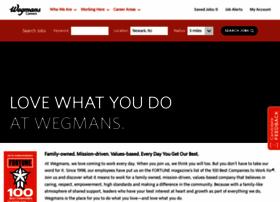 jobs.wegmans.com