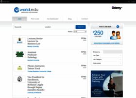 jobs.world.edu