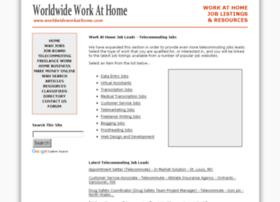 jobs.worldwideworkathome.com
