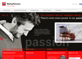 jobs.worleyparsons.com