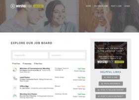 jobs.worshipleader.com