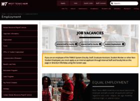jobs.wtamu.edu
