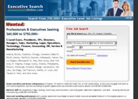 jobs2.executiveopenings.com