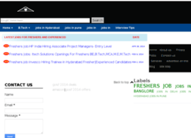 jobs4freshers.net
