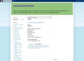 jobs4librarians.blogspot.in