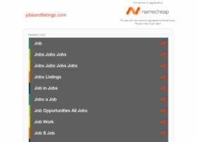 jobsandlistings.com