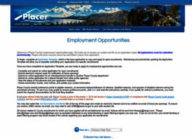 jobsatplacercounty.com