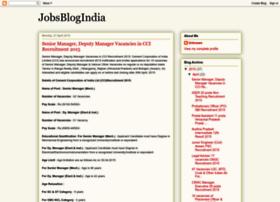 jobsblogindia.blogspot.in