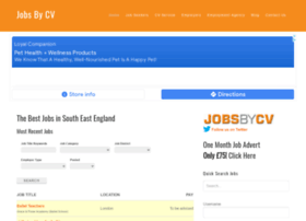 jobsbycv.co.uk