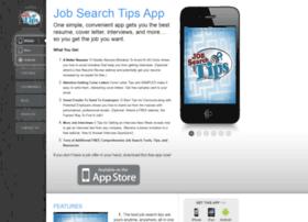 jobsearchtipsapp.com