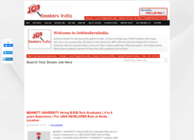 jobseekersindia.blogspot.in