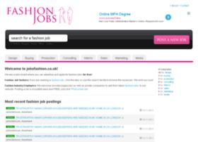 jobsfashion.co.uk