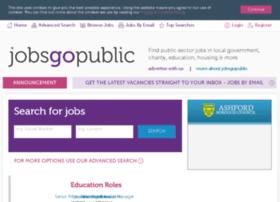 jobsgopublic.com
