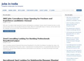 jobsindiajobs.com