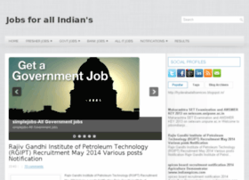 jobsindianjobs.blogspot.in