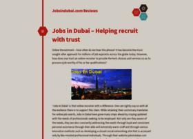 jobsindubaireviews.wordpress.com