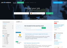 jobsinhamburg.com