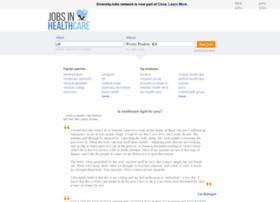 jobsinhealthcare.com