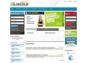jobsinlincoln.co.uk