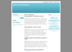 jobsinmarketing.webnode.com
