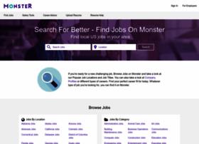 jobsinvermont.monster.com