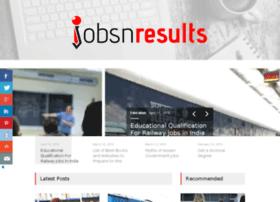 jobsnresults.com