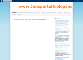 jobsportal9.blogspot.in