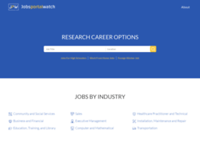 jobsportalwatch.com