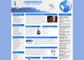 jobsprinter.de