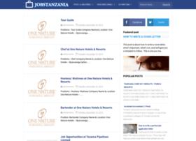 jobstanzania.net