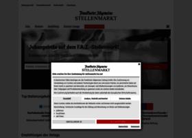 jobsuche-hochschulanzeiger.fazjob.net