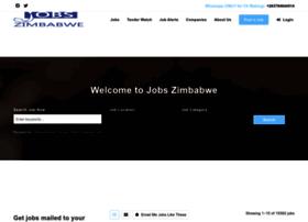 jobszimbabwe.co.zw