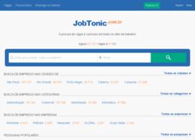jobtonic.com.br