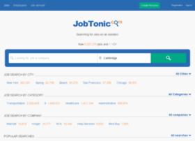 jobtonic.com