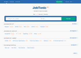 jobtonic.in