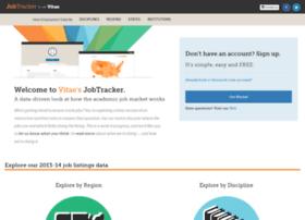 jobtracker.chroniclevitae.com