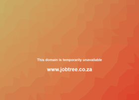 jobtree.co.za